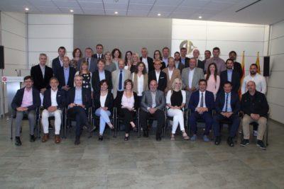 La Cambra s'organitza en vuit comissions de treball en el primer ple de la nova legislatura